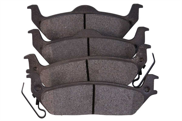 Ceramic Brake Pads - Part # SCD1012