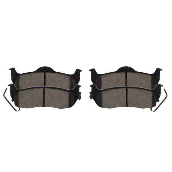 Ceramic Brake Pads - Part # SCD1041