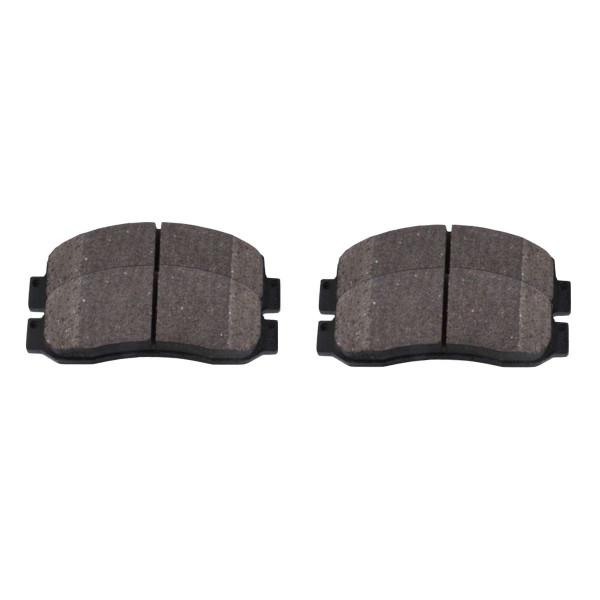 Front Ceramic Brake Pad Set - Part # SCD1069