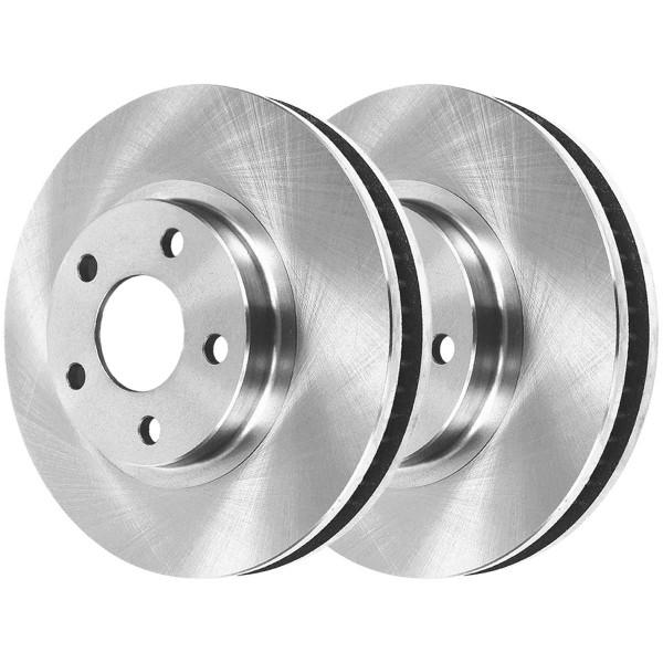 Front Ceramic Brake Pad and Rotor Bundle 276mm Rotor Diameter - Part # SCD1160-R65097
