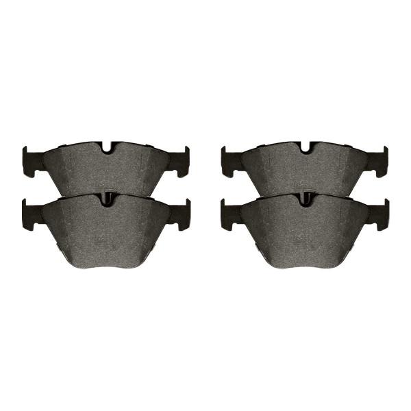 Front and Rear Ceramic Brake Pad Bundle - Part # SCD1171-725