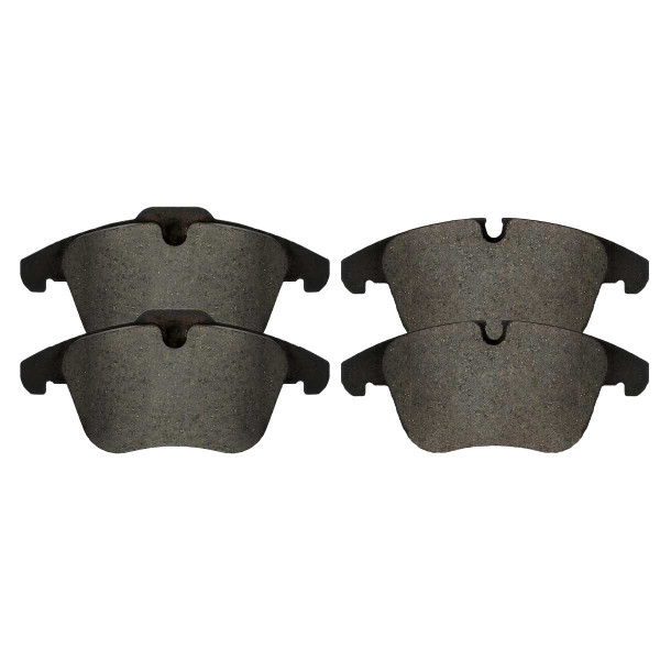 Front Ceramic Brake Pad Set - Part # SCD1241