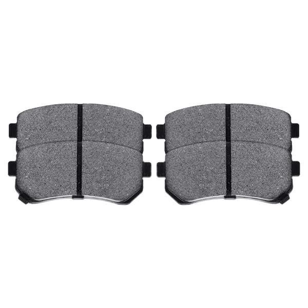 Front and Rear Ceramic Brake Pad Bundle - Part # SCD1397-1157