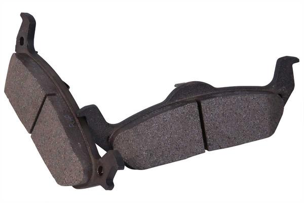 [Front & Rear Set] 2 Sets Ceramic Brake Pads - Part # SCD1414-1012