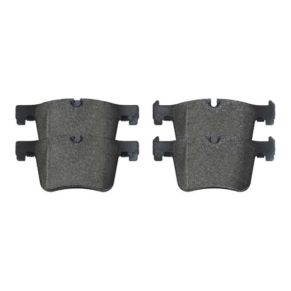 Front Ceramic Brake Pad Set - Part # SCD1561