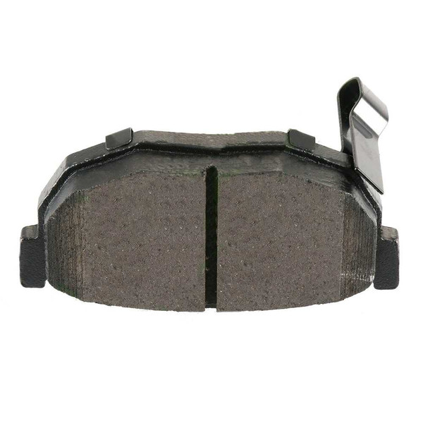 Rear Ceramic Brake Pad Set - Part # SCD323A