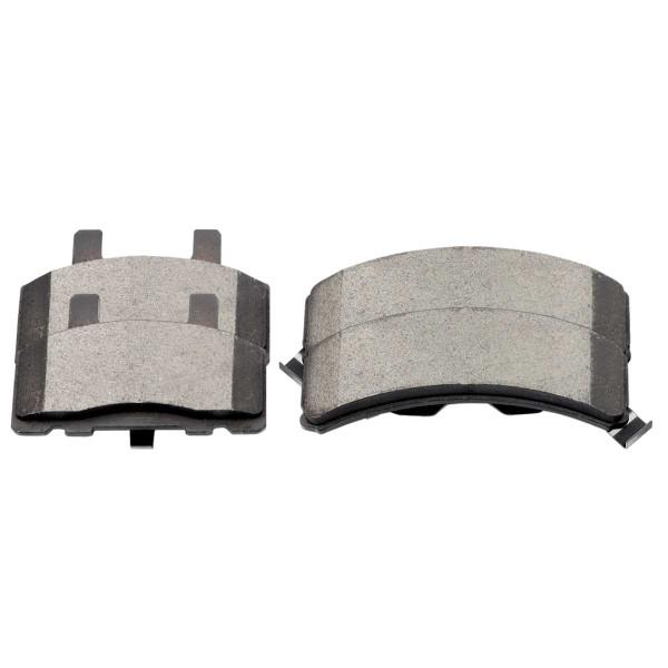 Front Ceramic Brake Pad Set - Part # SCD369