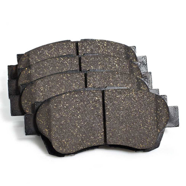 Front Ceramic Brake Pad Set - Part # SCD476