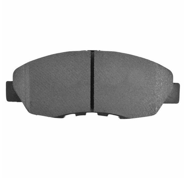 Front Ceramic Brake Pad Set - Part # SCD503