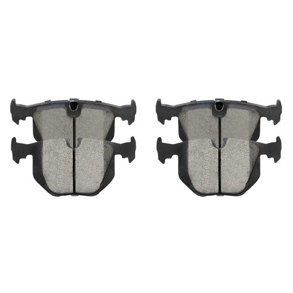 Rear Ceramic Brake Pad Set - Part # SCD683