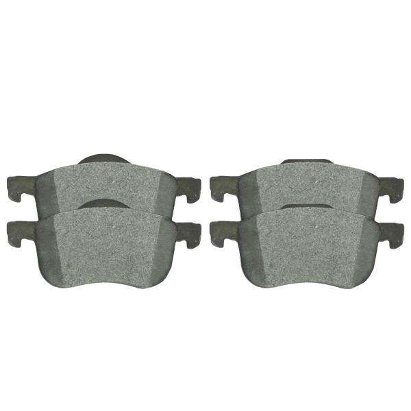 Front Ceramic Brake Pad Set - Part # SCD794
