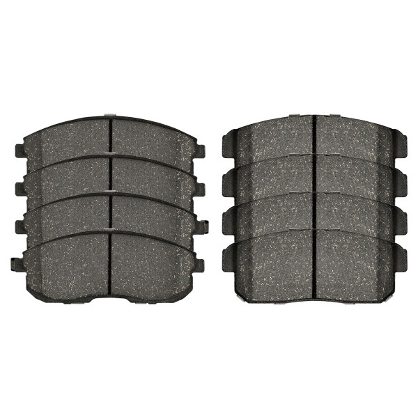 Front and Rear Ceramic Brake Pad Bundle - Part # SCD815A-900
