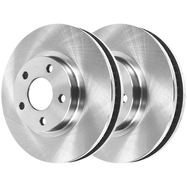 Front and Rear Ceramic Brake Pad and Rotor Bundle - Part # SCD815A4675