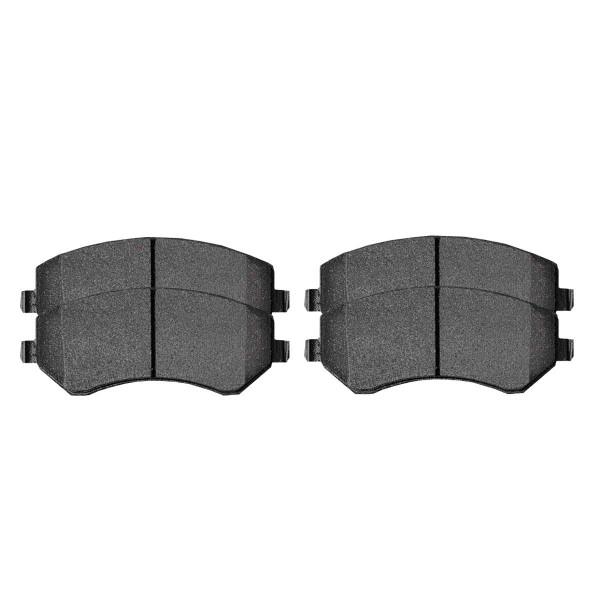 Front Ceramic Brake Pad Set - Part # SCD856A