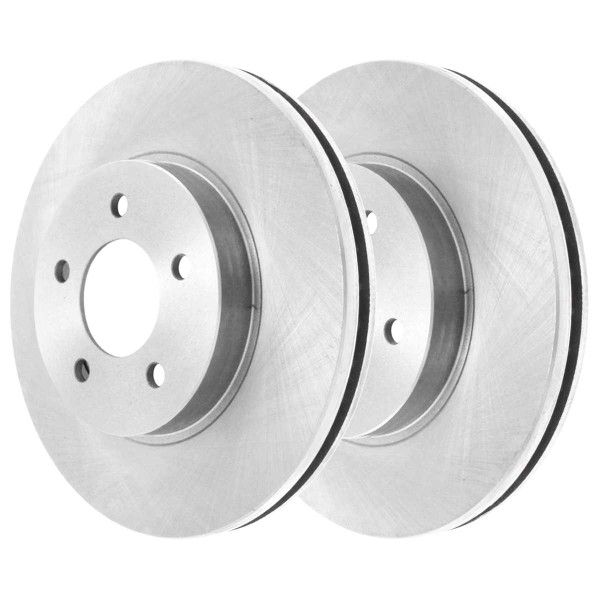 Front and Rear Ceramic Brake Pad and Rotor Bundle - Part # SCD8578544