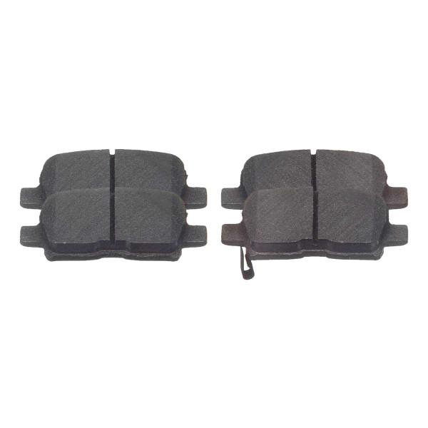 Ceramic Brake Pads - Part # SCD865