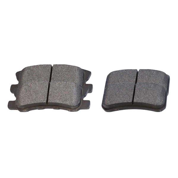 Ceramic Brake Pad Set 4 Wheel Disc - Part # SCD868