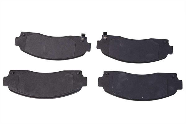 Ceramic Brake Pads - Part # SCD913