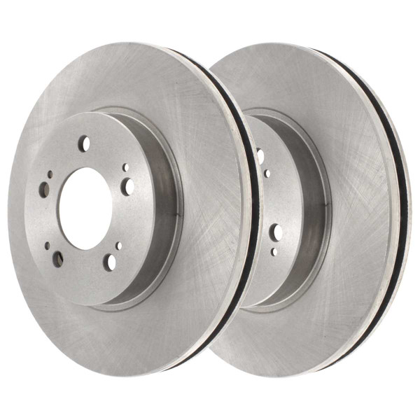 Front and Rear Ceramic Brake Pad and Rotor Bundle - Part # SCD9145023