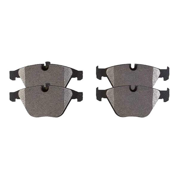 Front Ceramic Brake Pad Set - Part # SCD918