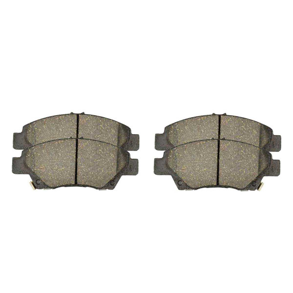 Front Ceramic Brake Pad Set - Part # SCD948