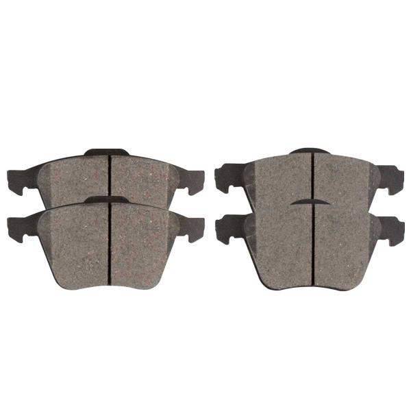 Front Ceramic Brake Pad Set - Part # SCD979