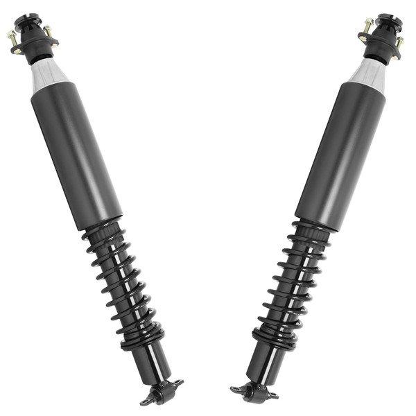 Rear Air Suspension to Shock Coil Spring Conversion Kit Set - Part # SCK75202
