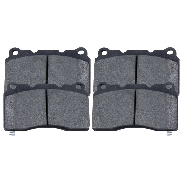 Front Semi Metallic Brake Pad Set - Part # SMK1001