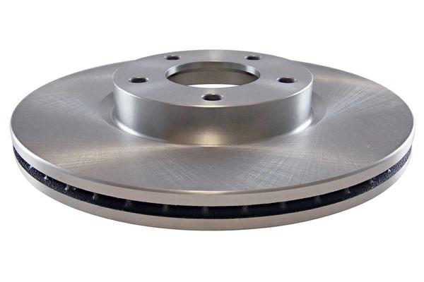 [Front & Rear Set] 4 Brake Rotors & 2 Sets Semi Metallic Brake Pads - Part # SMK10441042