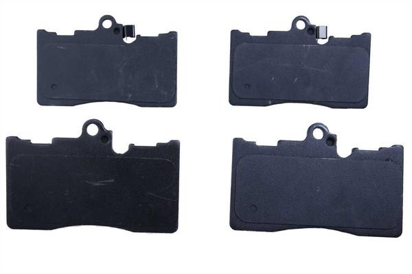 Semi Metallic Brake Pads - Part # SMK1118