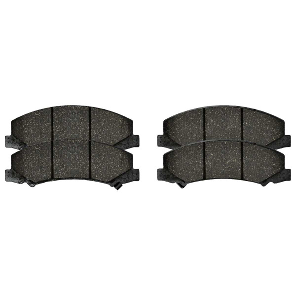 Front Semi Metallic Brake Pad Set - Part # SMK1159