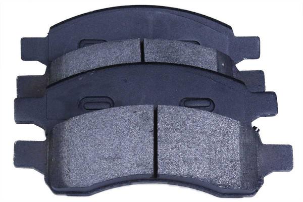 Semi Metallic Brake Pads - Part # SMK1169
