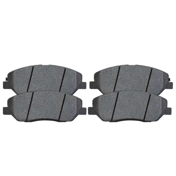 Front Semi Metallic Brake Pad Set - Part # SMK1202