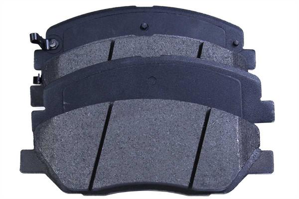 Semi Metallic Brake Pads - Part # SMK1202