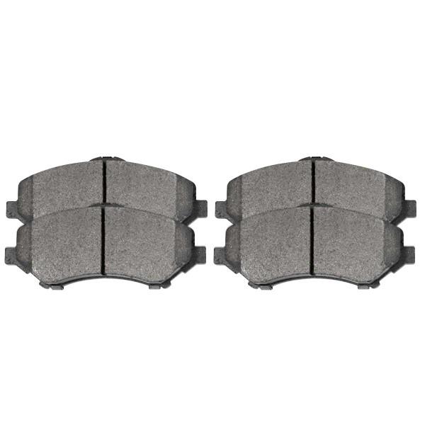 Front Semi Metallic Brake Pad Set - Part # SMK1273