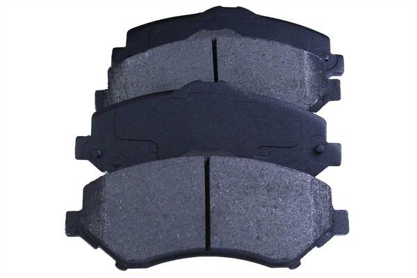 Semi Metallic Brake Pads - Part # SMK1273