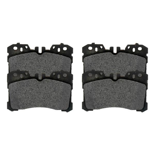 Front Semi Metallic Brake Pad Set - Part # SMK1282