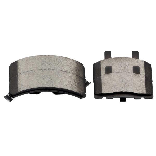 Front Semi Metallic Brake Pad Set - Part # SMK369