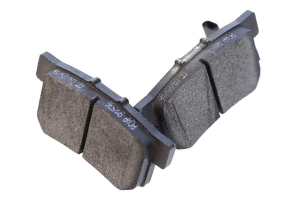 Rear Semi Metallic Brake Pad Set - Part # SMK536