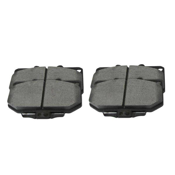 Front Semi Metallic Brake Pad Set - Part # SMK647