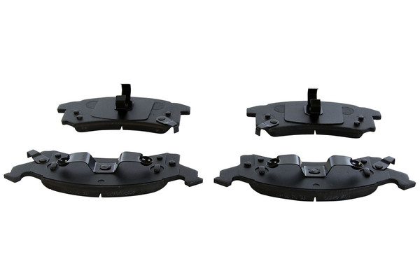 Front Semi Metallic Brake Pad Set - Part # SMK673