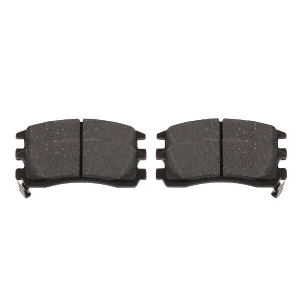 Semi Metallic Brake Pads - Part # SMK698