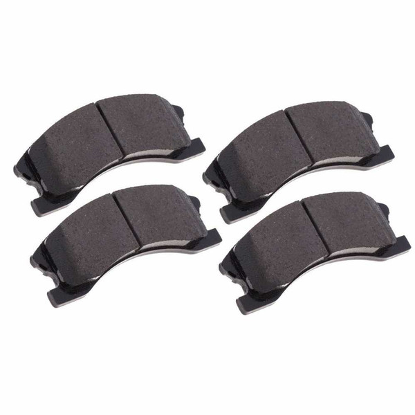 Front Semi-Metallic Brake Pad Set - Part # SMK945