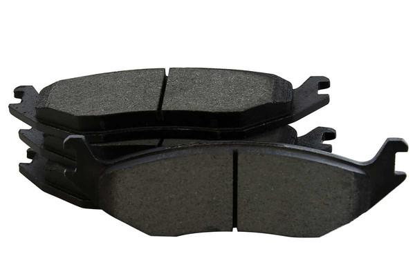 Rear Semi Metallic Brake Pad Set 4 Wheel Disc - Part # SMK967
