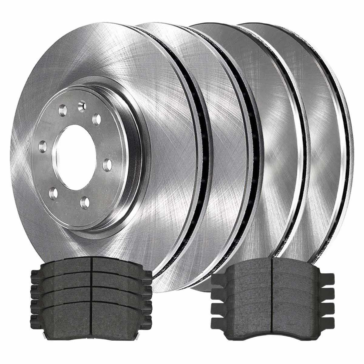 Raybestos 96087R Professional Grade Disc Brake Rotor