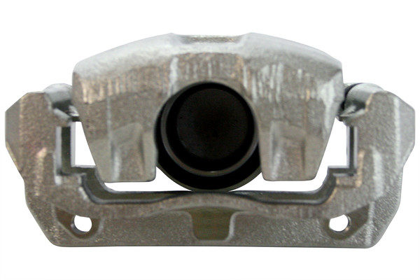 Front Performance Silver Rotors Calipers and Ceramic Pads Set - Part # SRBRPKG00127