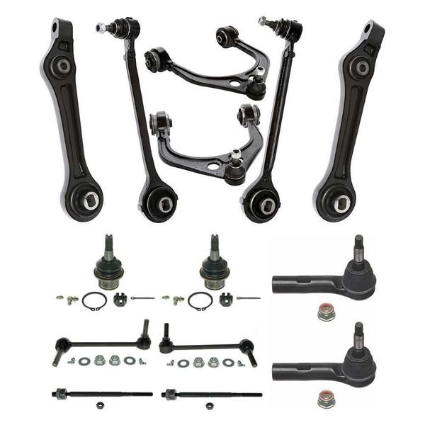 14 Piece Front Chassis Suspension Kit - Part # SUSPKG014