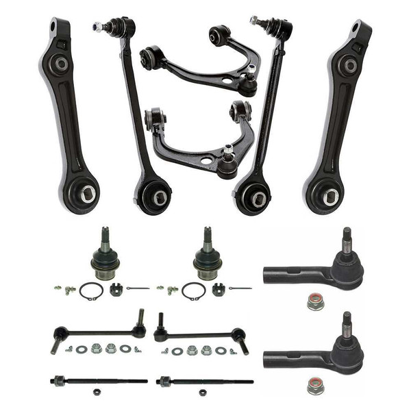 14 Piece Front Chassis Suspension Kit - Part # SUSPKG014