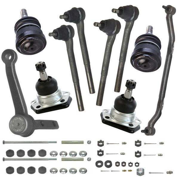 [Set] Twelve (12) Piece Chassis Suspension Kit - Part # SUSPKG058