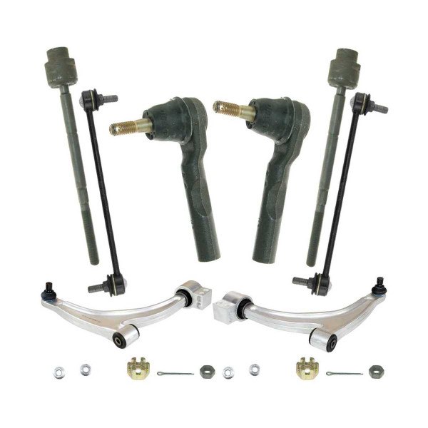 [Set] 8 Piece Chassis Suspension Kit - Part # SUSPKG097